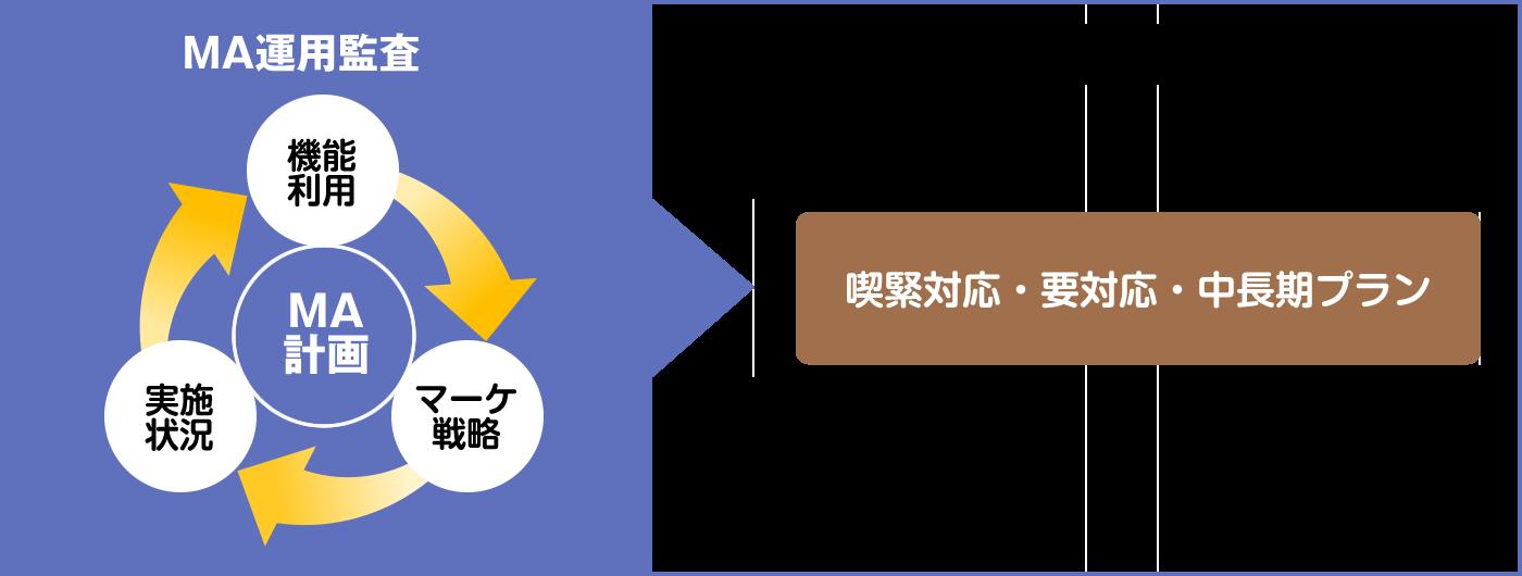 MA運用監査・レポート