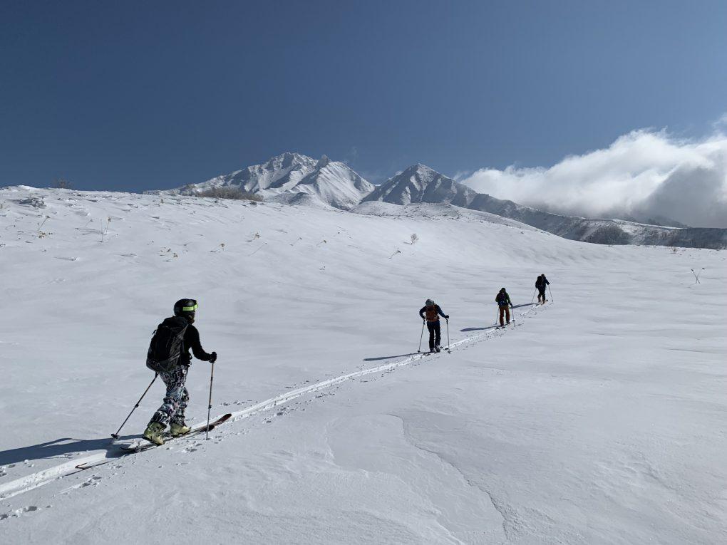 山岳スキー