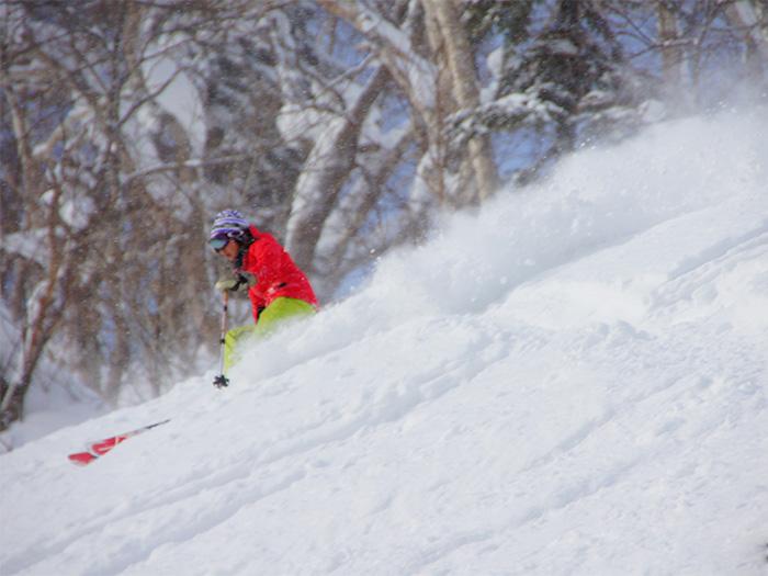 北海道を遊ぼう!<スキー編>